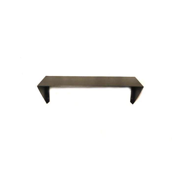 מדף מתכת חזק - מדף מתהפך מדגם אוריגמי