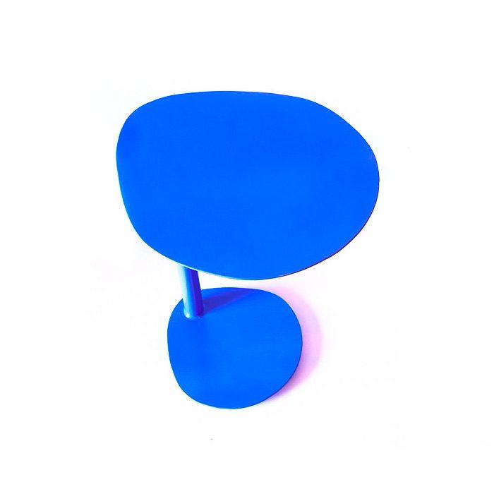 שולחן קפה - שולחן צד - שולחן קטן עשוי מתכת