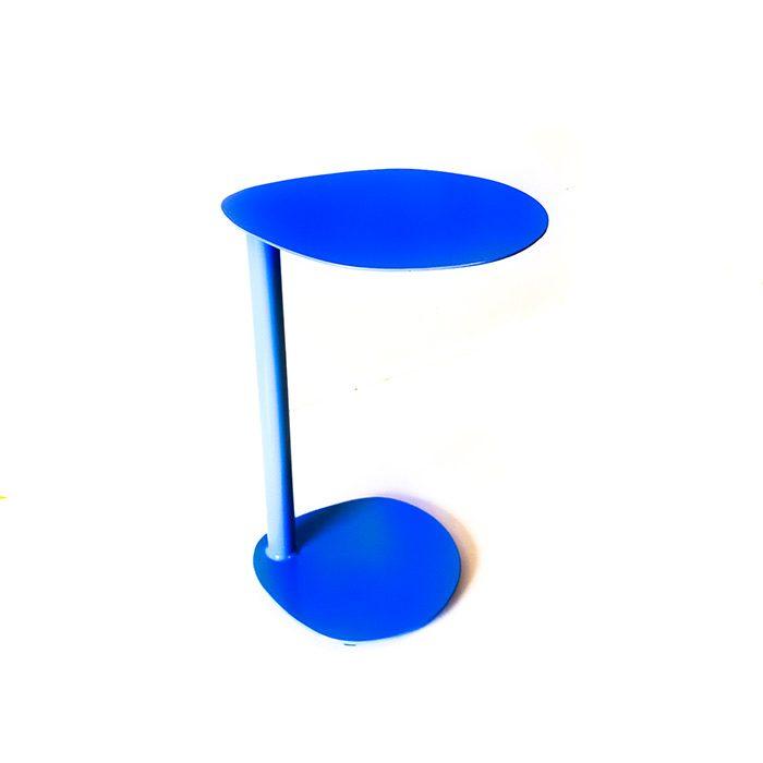שולחן קטן - שולחן צד - שולחן קפה קטן עשוי מתכת
